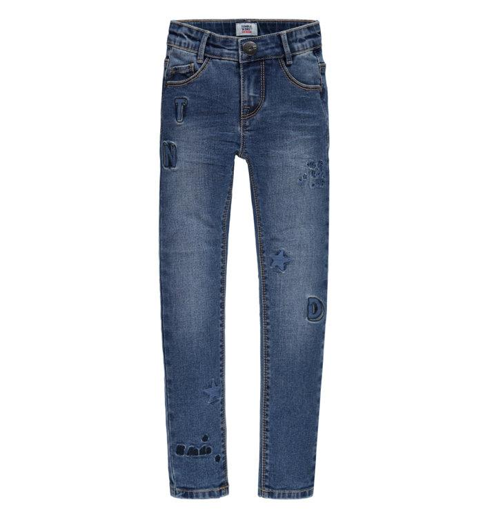 Jeans Fille Tumble n'Dry, AH19