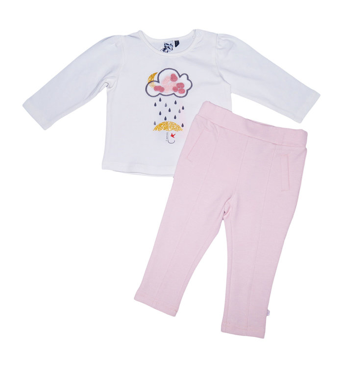 3 pommes 3Pommes Girl's 2 Pieces Set, AH19