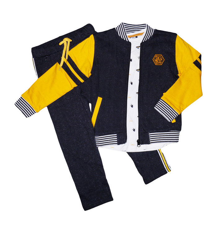 3Pommes Boy's 3 Pieces Set, AH19
