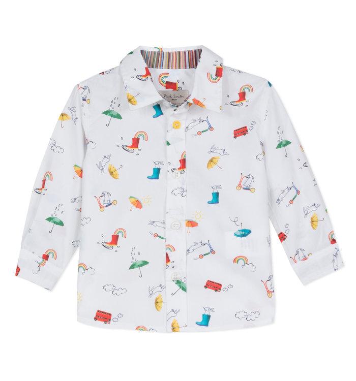 Paul Smith Paul Smith Boy's Shirt, AH19
