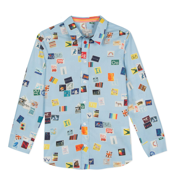 Paul Smith Paul Smith Boy's Shirt, AH19