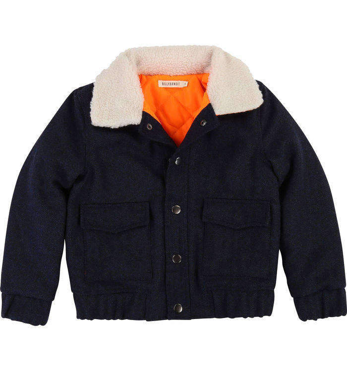 Billybandit Billybandit Boy's Coat, AH19
