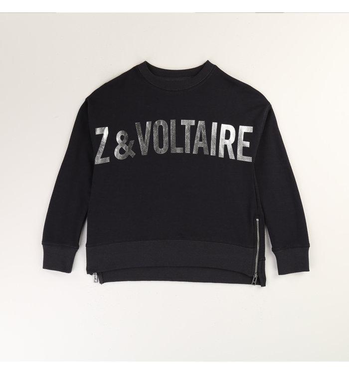 Zadig & Voltaire Zadig & Voltaire Girl's Sweater, AH19