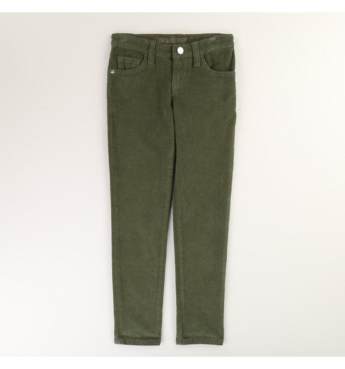 Zadig & Voltaire Zadig & Voltaire Girl's Pants, AH19
