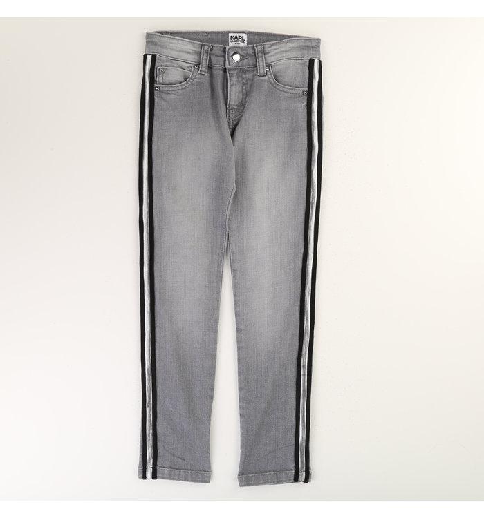 Karl Lagerfeld Karl Lagerfeld Girl's Jeans, AH19