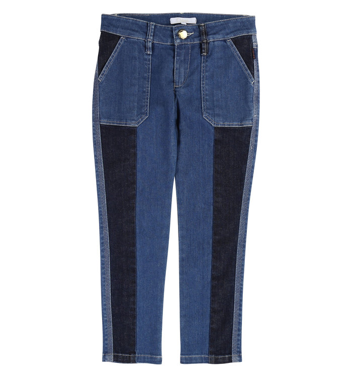 Chloé Chloé Girl's Jeans, AH19
