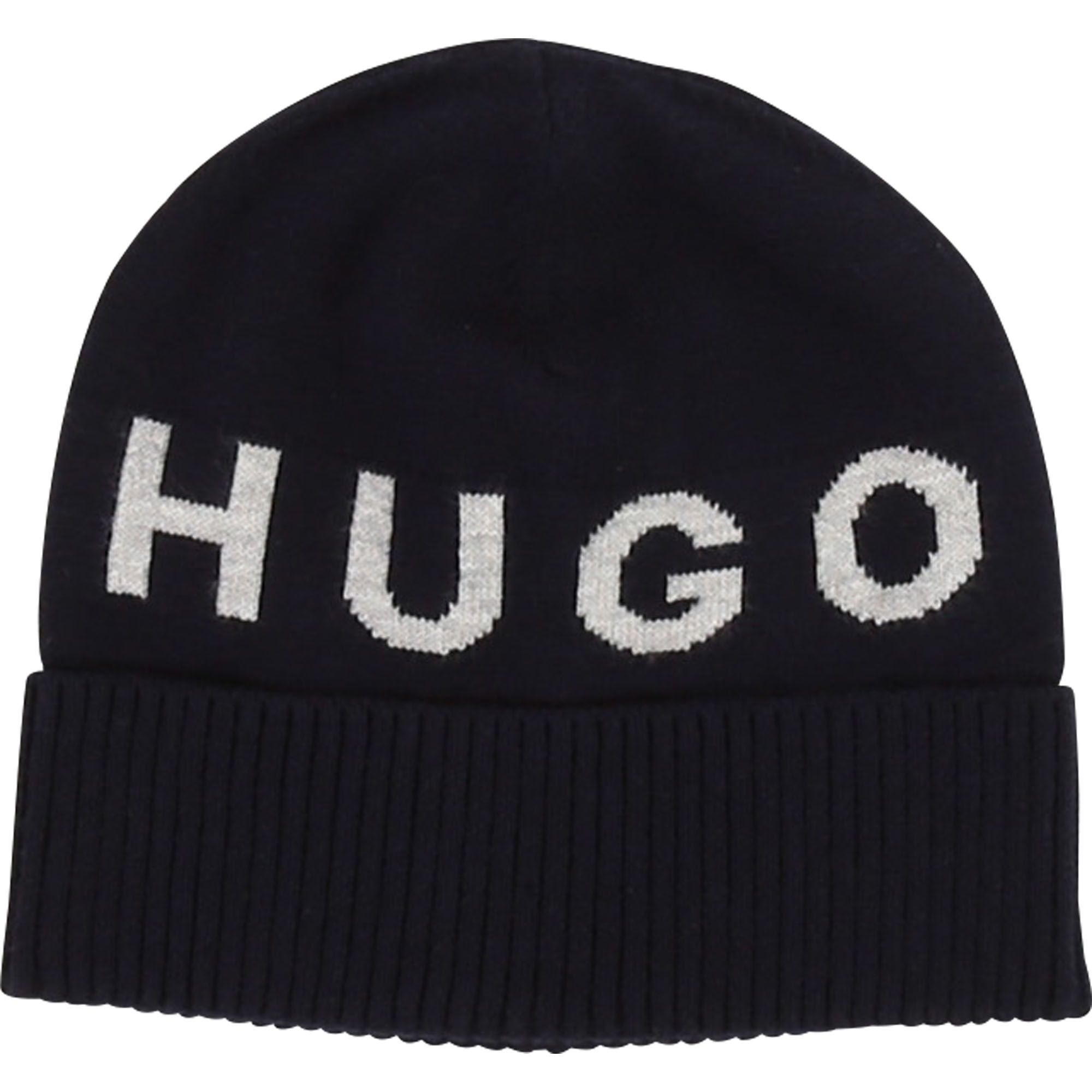 good quality 50% off save up to 80% Tuque & Foulard, Hugo Boss, 44, Garçon, Marine, J01100-J01101, AH19