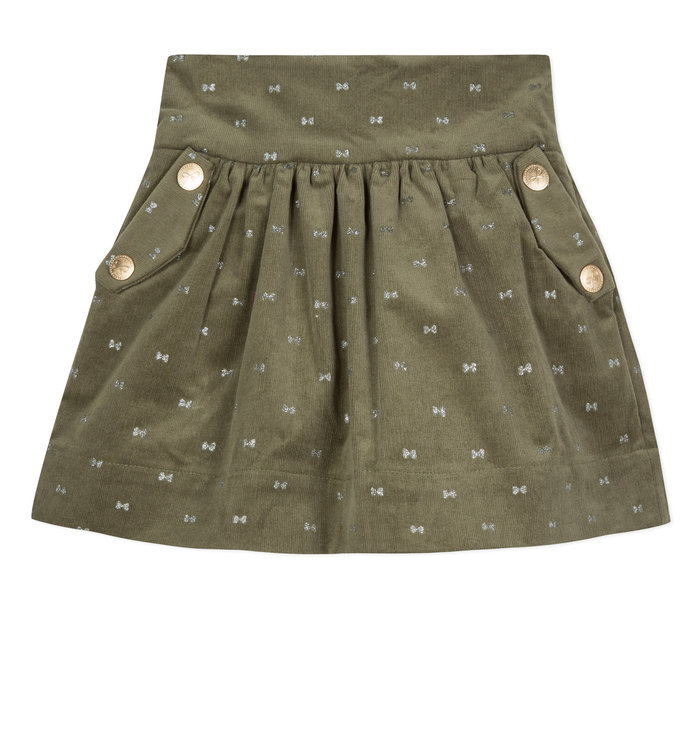Lili Gaufrette Lili Gaufrette Girl's Skirt, AH19