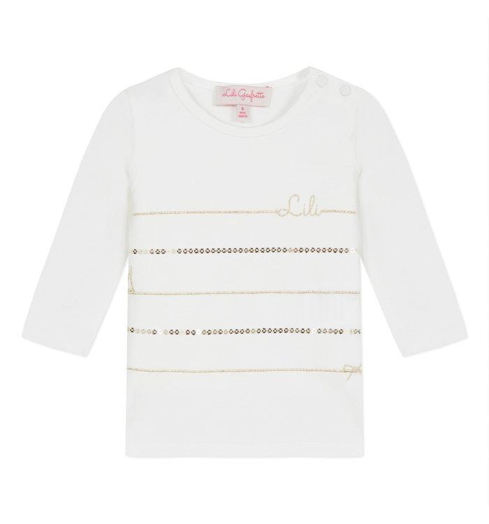 Lili Gaufrette Lili Gaufrette Girl's Sweater, AH19