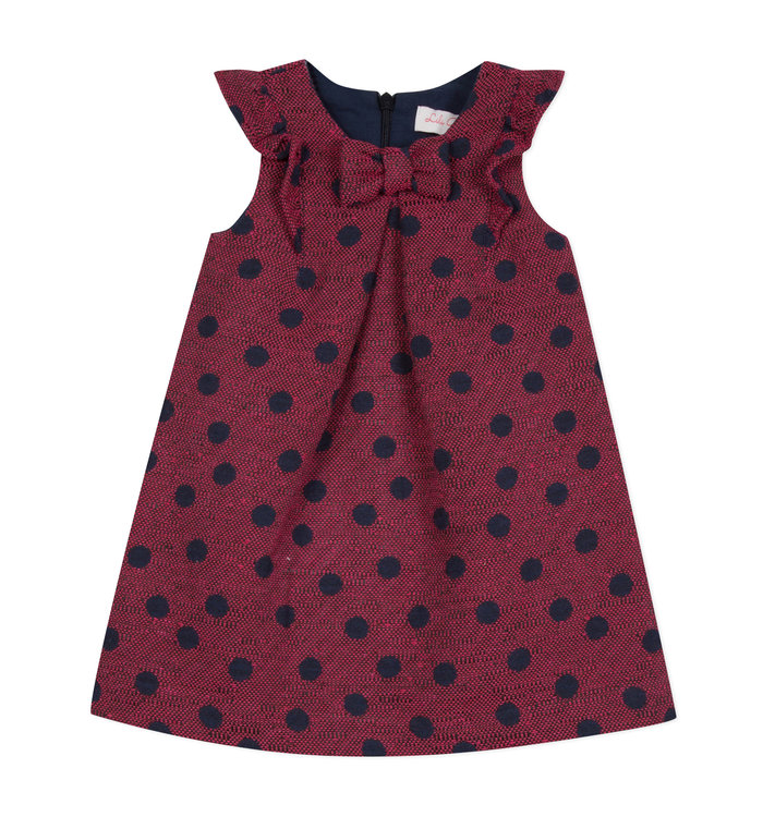 Lili Gaufrette Lili Gaufrette Girl's Dress, AH19