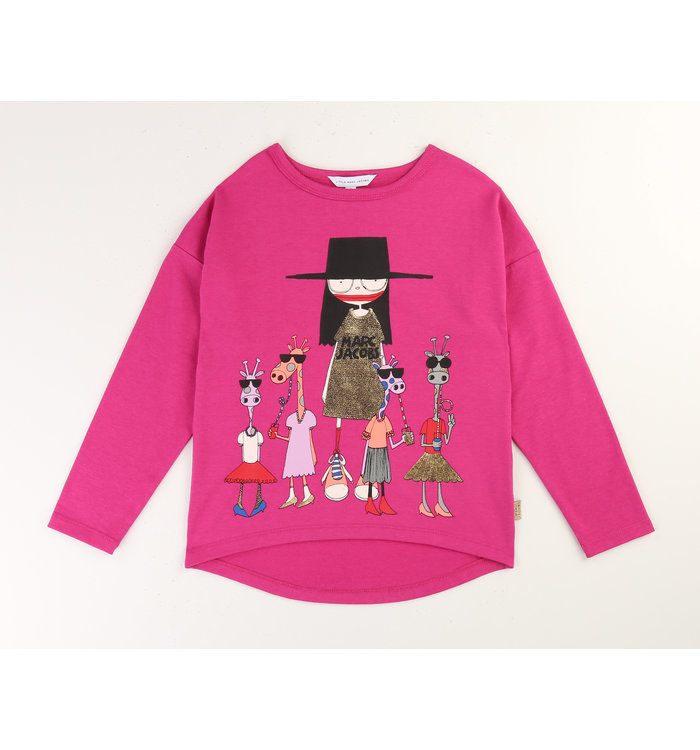 Chandail Fille Little Marc Jacobs, AH19
