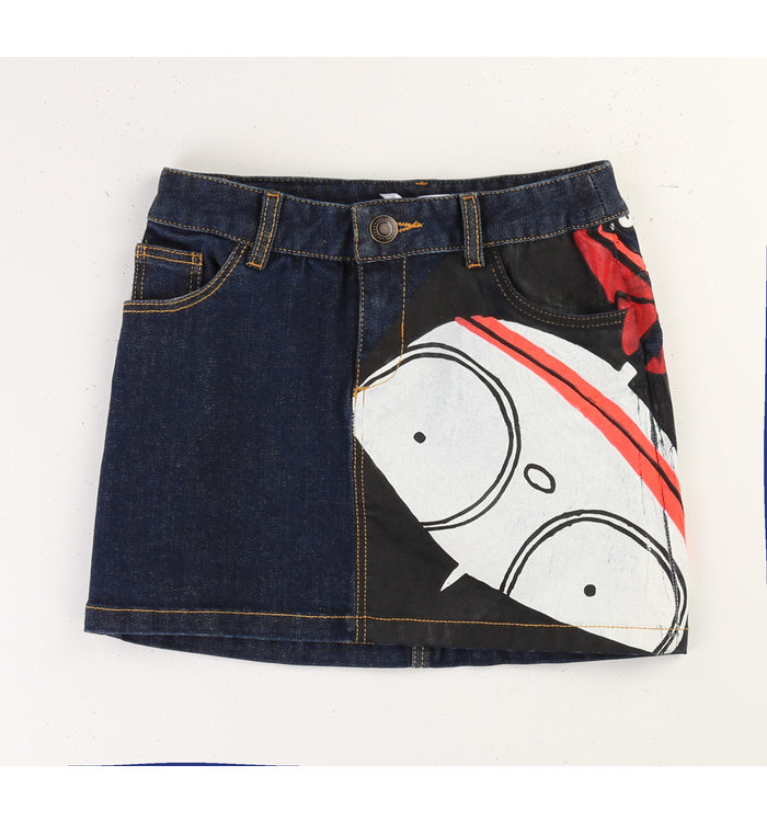 Little Marc Jacobs Little Marc Jacobs Girl's Skirt, AH19