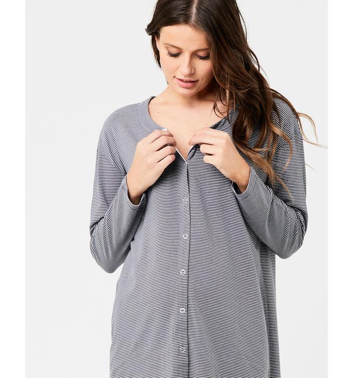 Robe de nuit Allaitement Ripe Maternité, CR