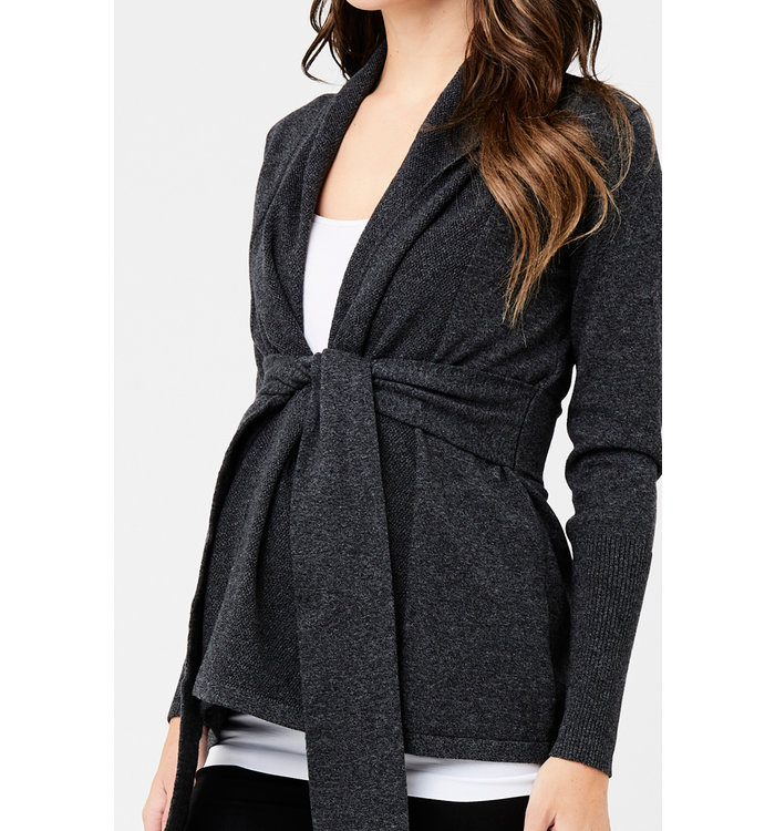 Ripe Maternity Wrap Cardigan, CR
