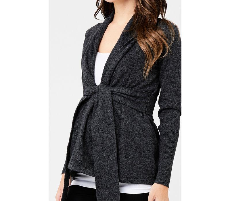 Ripe Maternity Wrap Cardigan, CR