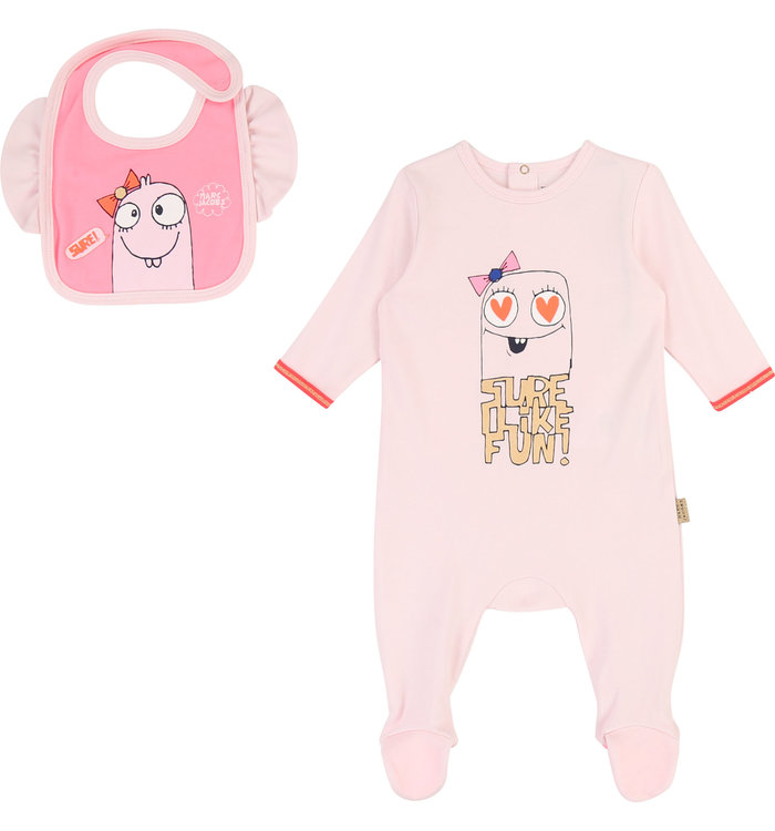 Pyjama Fille Little Marc Jacobs, AH19