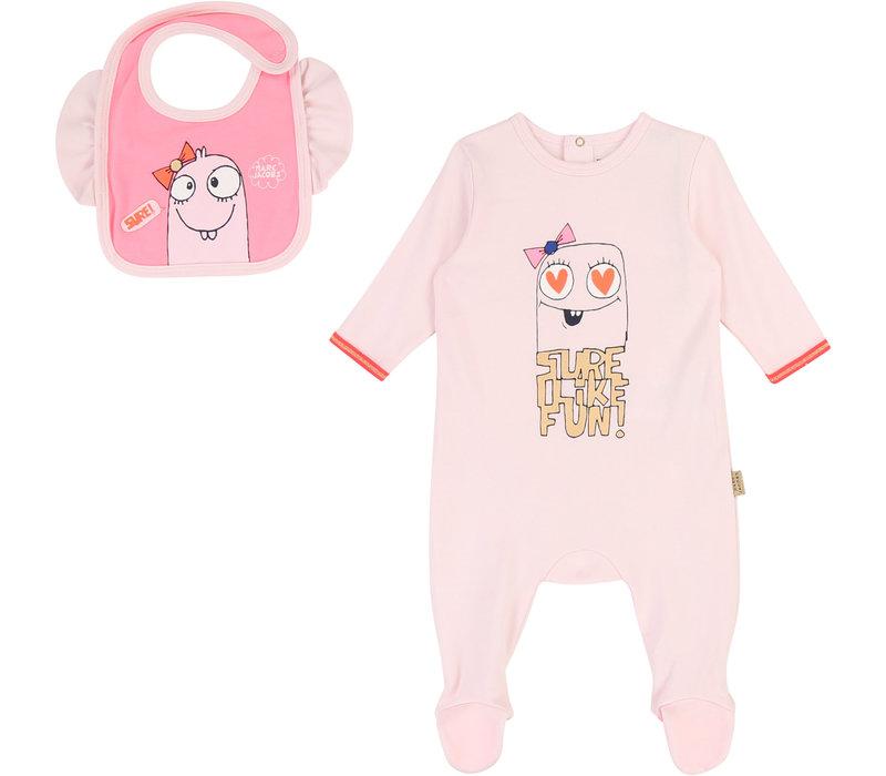 Little Marc Jacobs Girl's Pyjama, AH19