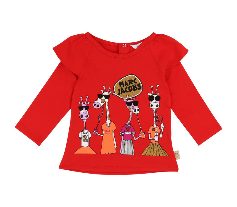 Little Marc Jacobs Girl's Sweater, AH19
