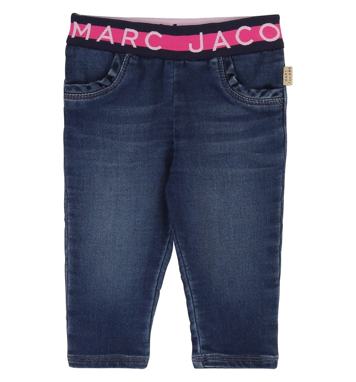 Jeans Fille Little Marc Jacobs, AH19