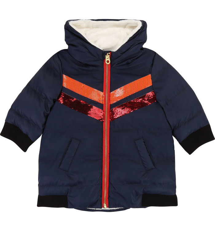 Manteau Fille Little Marc Jacobs, AH19