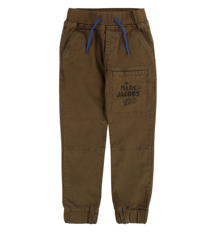 Pantalon Garçon Little Marc Jacobs, AH19