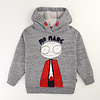 Little Marc Jacobs Boy's Hoodie, AH19