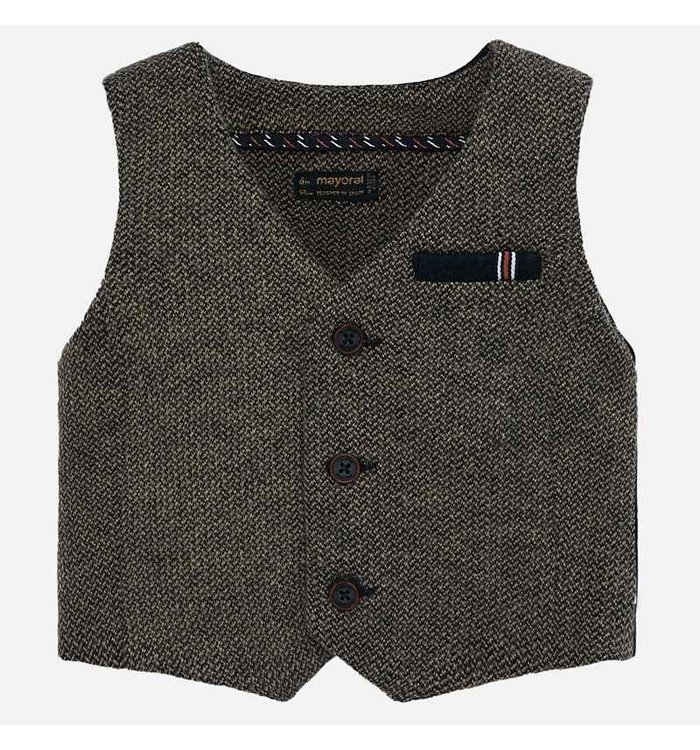 Mayoral Mayoral Boy's Vest, CR