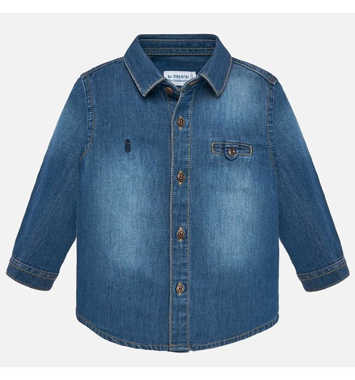 Mayoral Mayoral Boy's Shirt, CR