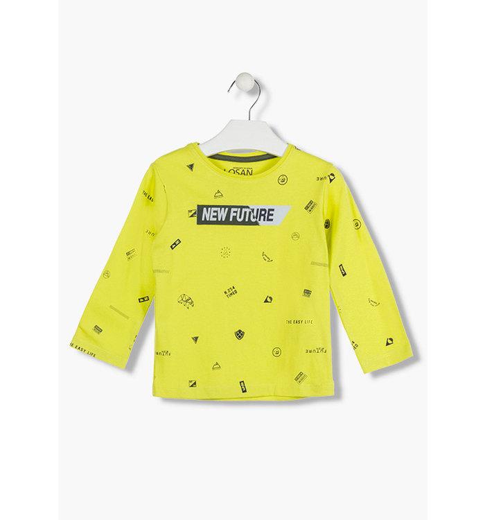 Boys Losan Tee Shirt, AH19