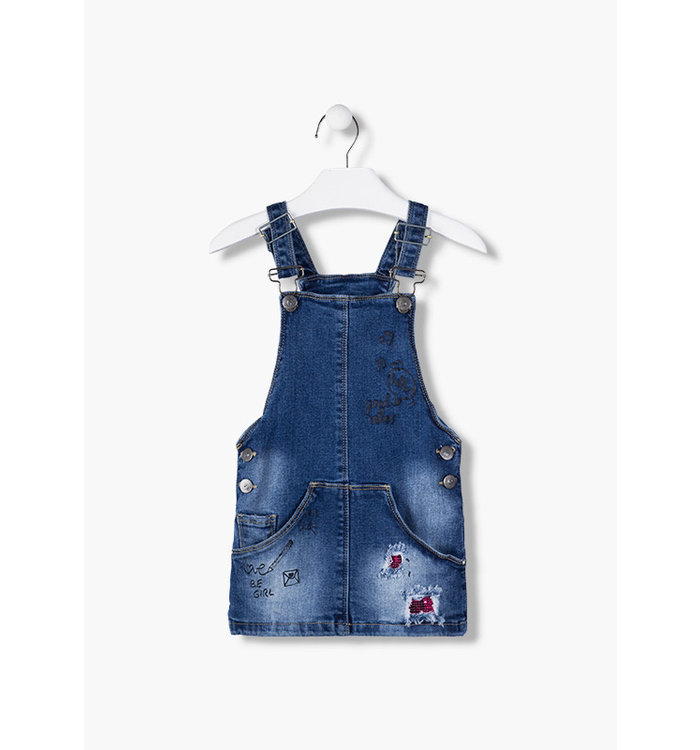 Losan Girls Jumpsuit Dress, AH19