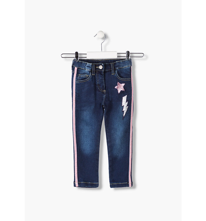 Jeans Fille Losan, AH19