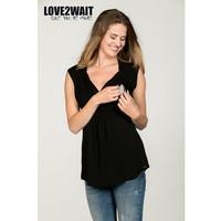 LOVE2WAIT Nursing T-Shirt, CR