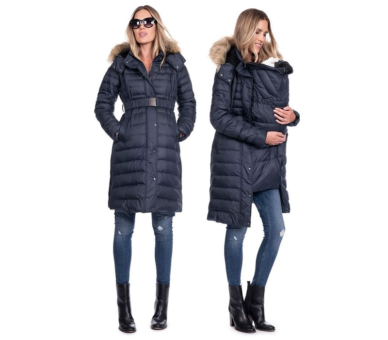 Séraphine 3 in 1 Maternity Coat, CR