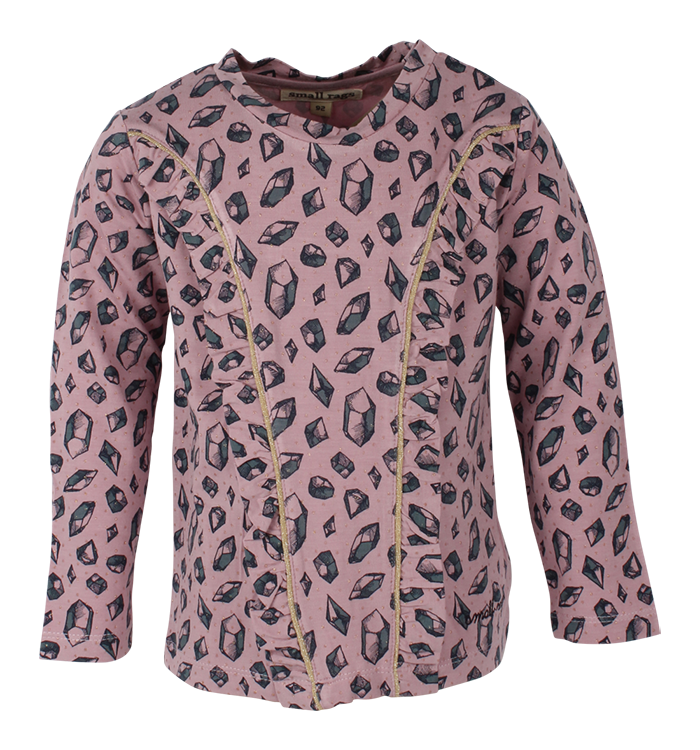 Small Rags Small Rags Girls Top, AH19
