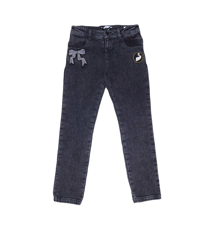 Little Marc Jacobs Girl's Jeans