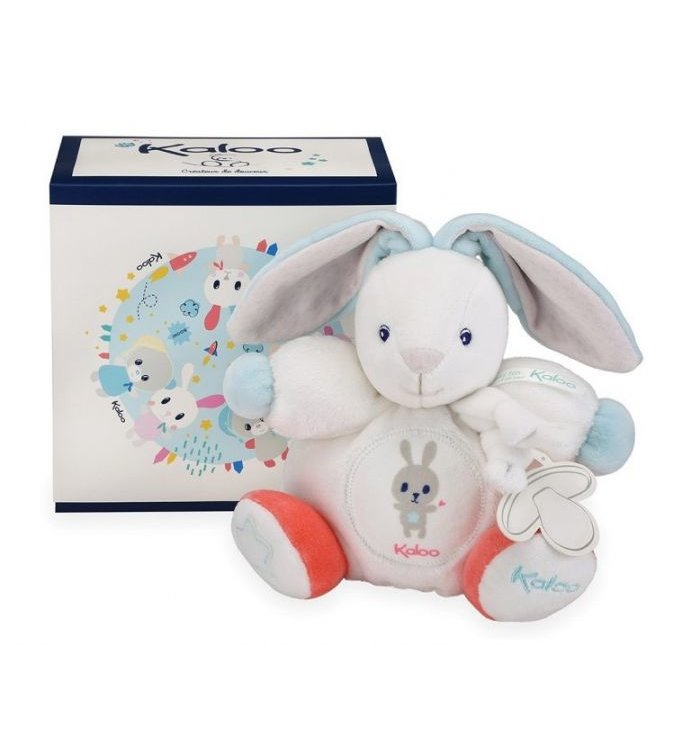 PELUCHE LAPIN  IMAGINE KALOO