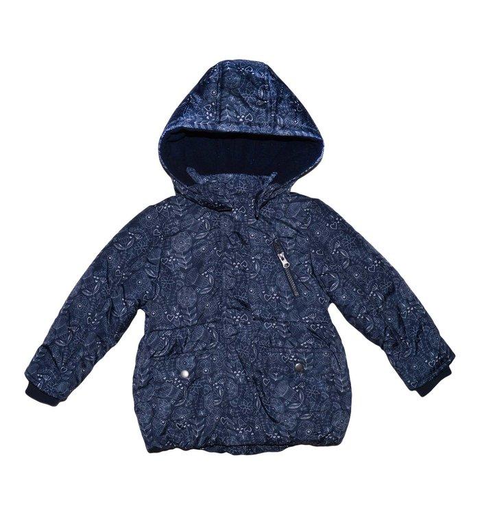 Blue Seven Girl's Coat
