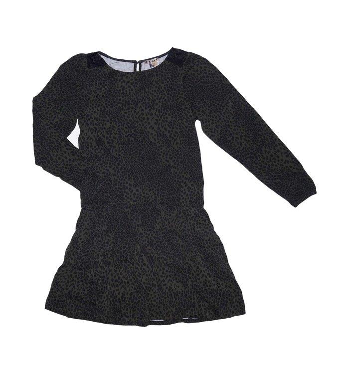 B-Karo Girl's Dress
