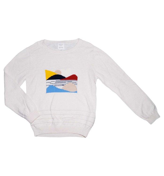 Carrément Beau Carrément Beau Girl's Sweater