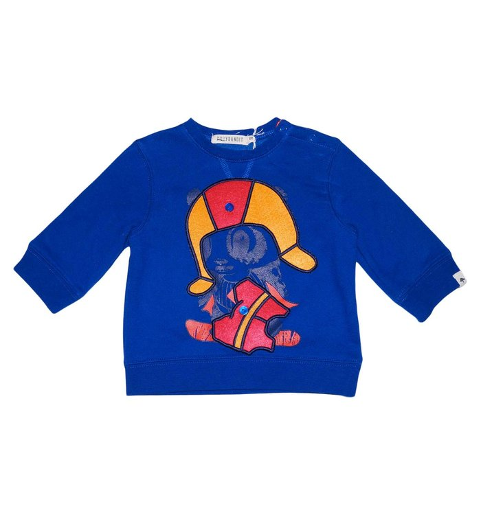 Billybandit Boy's Sweater, AH19