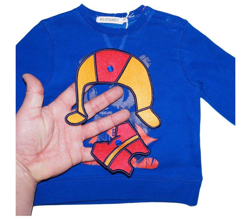 Billybandit Boy's Sweater, AH19