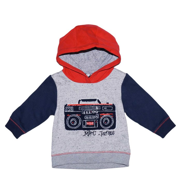 Little Marc Jacob Little Marc Jacobs Boy's Hoodie, AH19