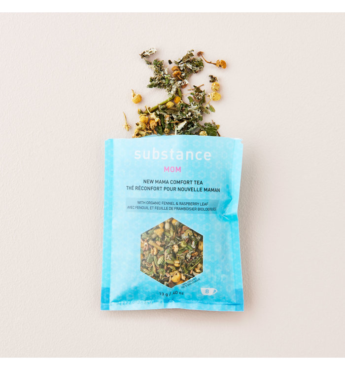 Substance SUBSTANCE NEW MAMMA COMFORT TEA