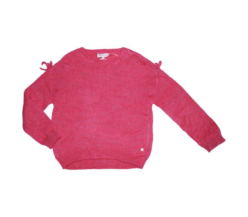 Lili Gaufrette Girls Sweater