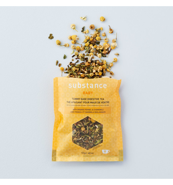 Substance SUBSTANCE TUMMY EASE DIGESTIVE TEA