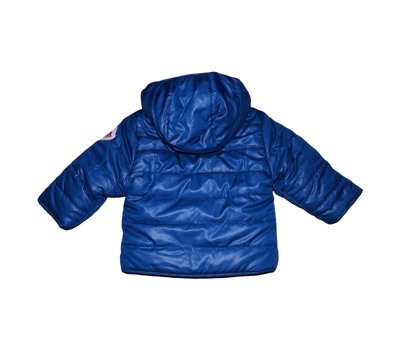 3 Pommes Girl's Reversible Coat