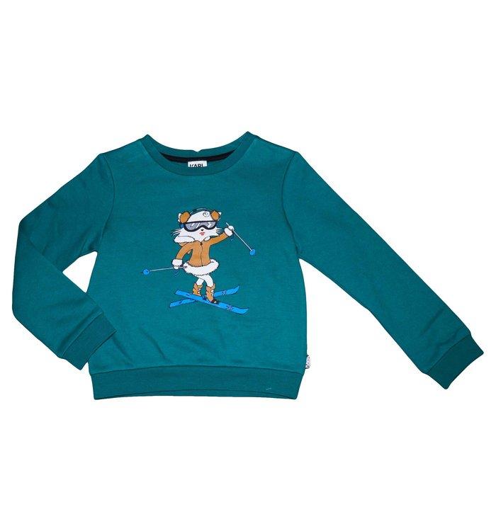 Karl Lagerfeld Girl's Sweater