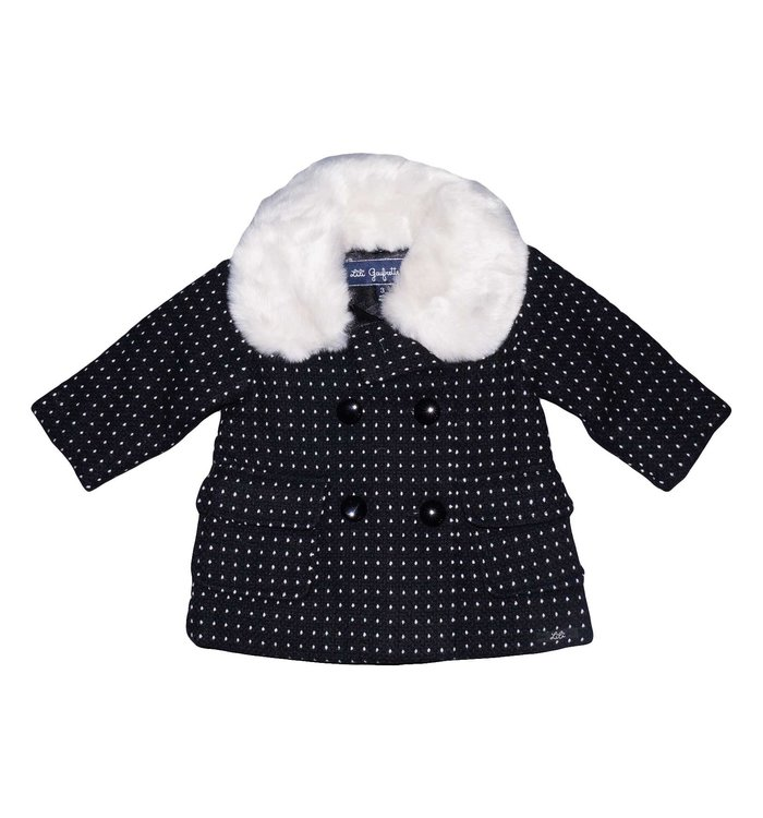 Lili Gaufrette Girl's Coat