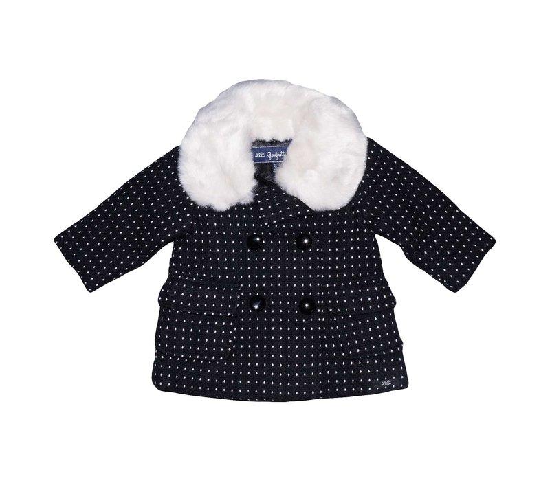 Lili Gaufrette Girl's Coat