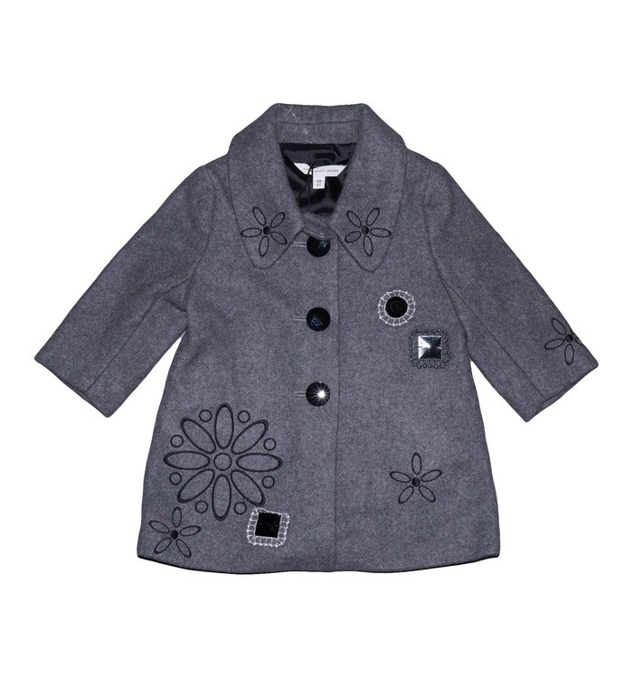 Little Marc Jacobs Girl's Coat